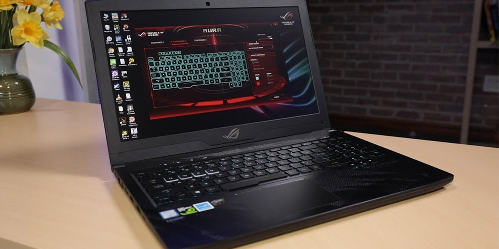 لابتوب Asus ROG Strix GL503VS DH74