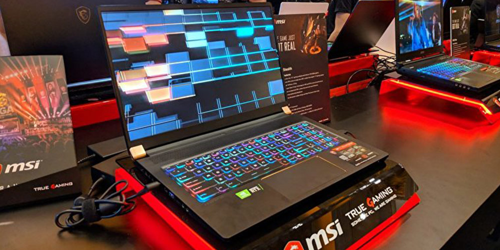 لابتوب MSI GS75 Stealth